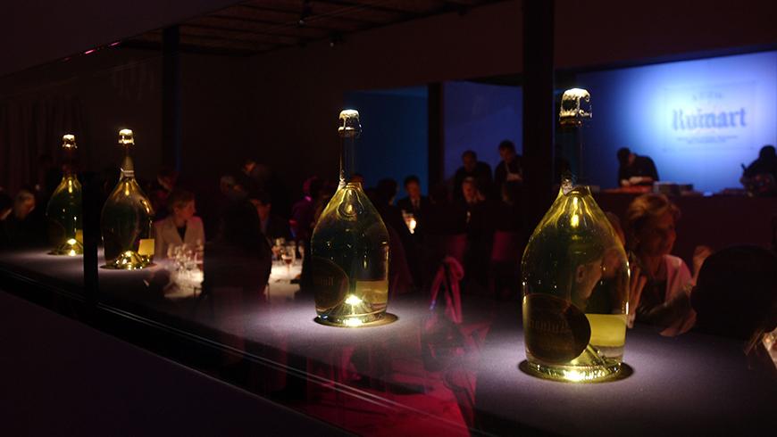 Champagne Ruinart / © E. Mégret