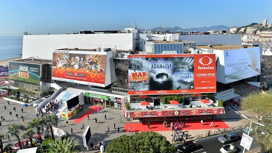 MIPTV - Cannes / © S. d'Halloy