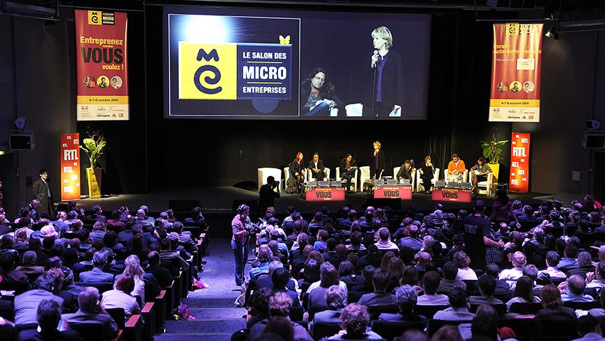 Salon des Micro Entreprises / © E. Mégret